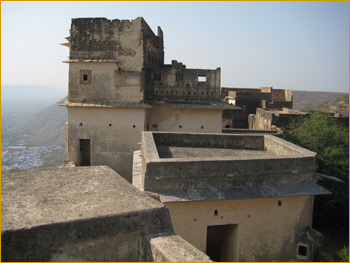 Fort in Bundi