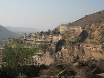 The Palace in Bundi